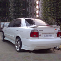 Baleno Body Kit