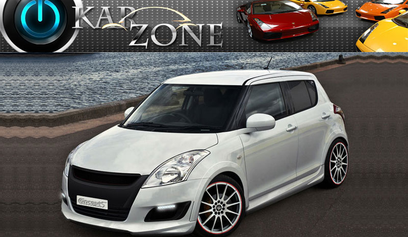 Maruti Swift - Body Kit