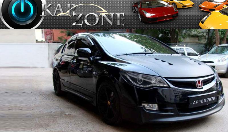 Honda Civic Body Kit Car Performance Products Car