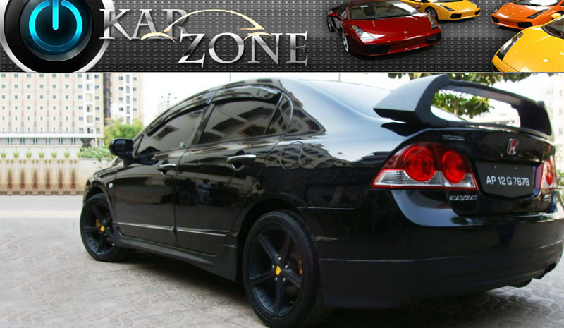honda civic body kit car performance products car modification product car accessories